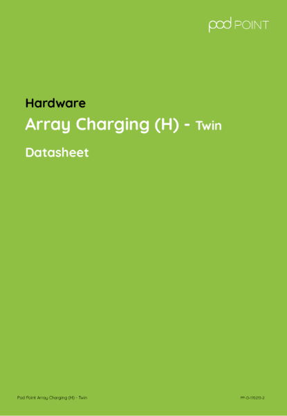 Array Charging - Twin Charger