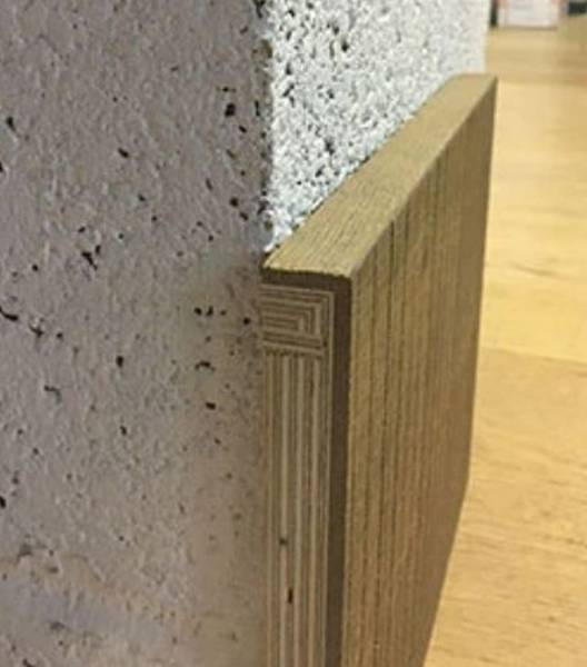 Engineered Band Sawn Skirting