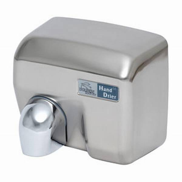 BC 2400 CA Dolphin Hot Air Hand Dryer