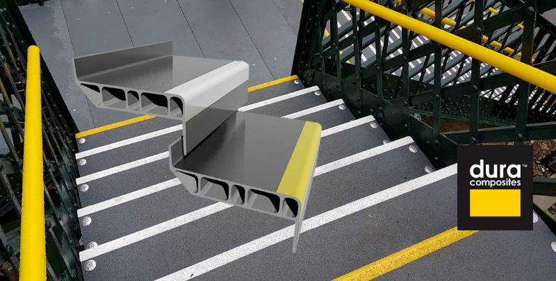 Dura Slab Structural Stair Tread