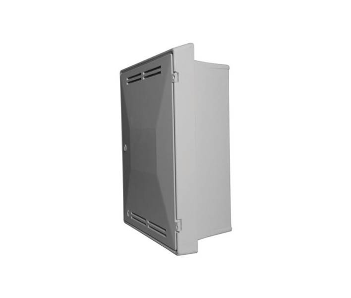 Gas Meter Box Recessed