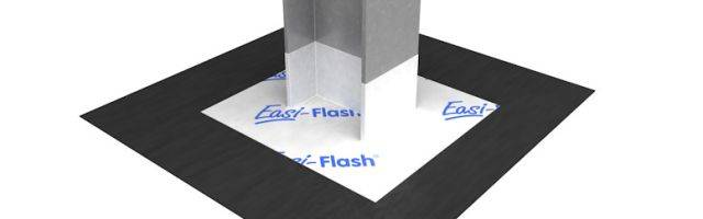 Easi-Flash™ Self-Adhesive Radon Flashing