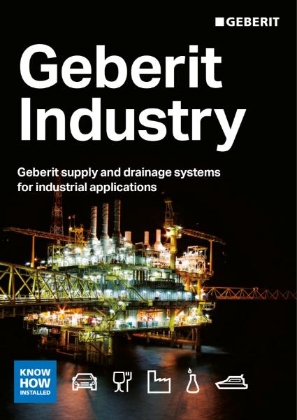 Geberit Industry Brochure