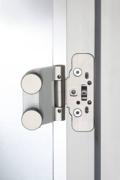 Just 3D Single Axis Door Hinge