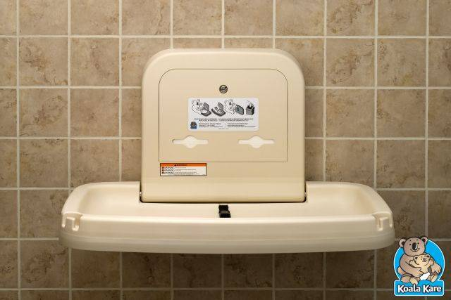 Koala Kare Baby Changing Station KB200-00-INB