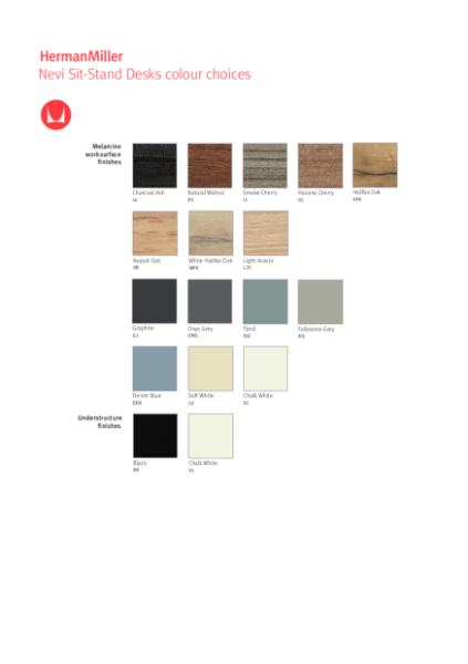 Nevi - Colour Choices
