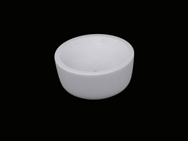 ARCHITECTURA Surface Mounted Washbasin 4125 40 XX