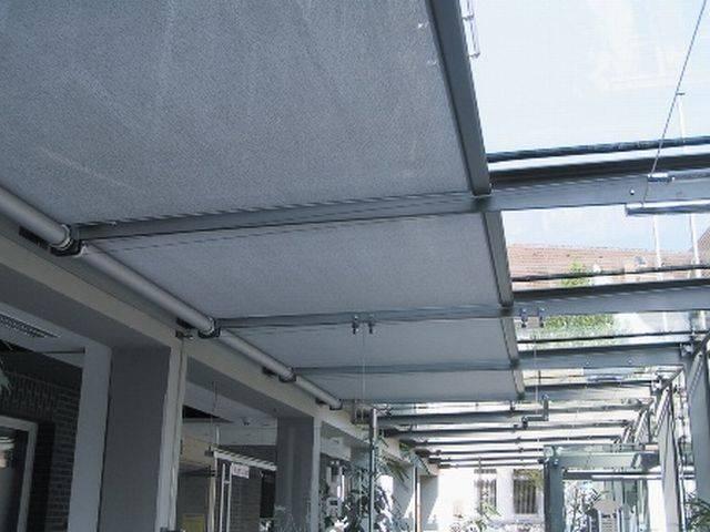 8600 Skylight Shading System