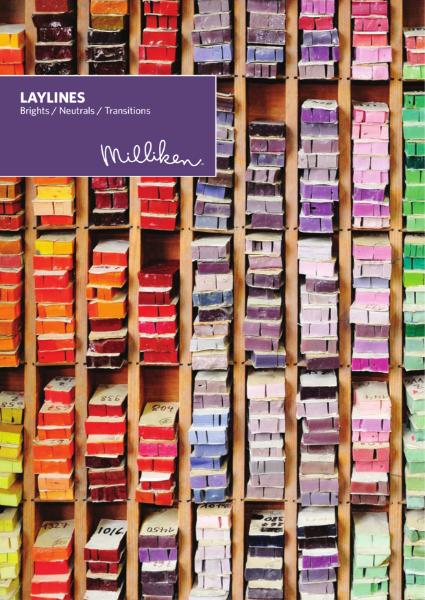 Laylines - Carpet Tile Design Collection