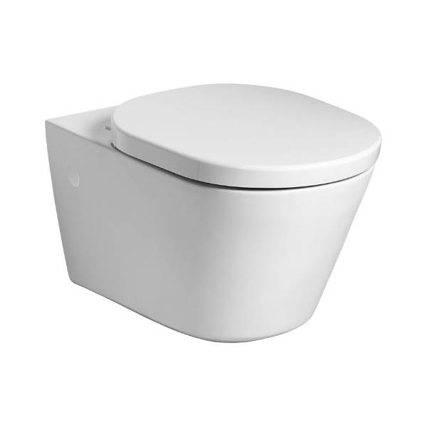 Mincio Wall Mounted WC Suite with Aquablade technology