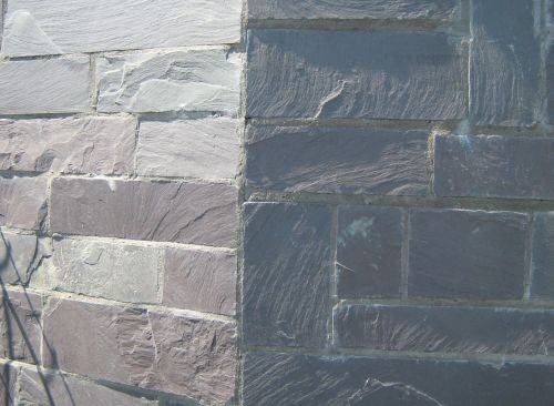 Slate Walling Penrhyn Natural Slate