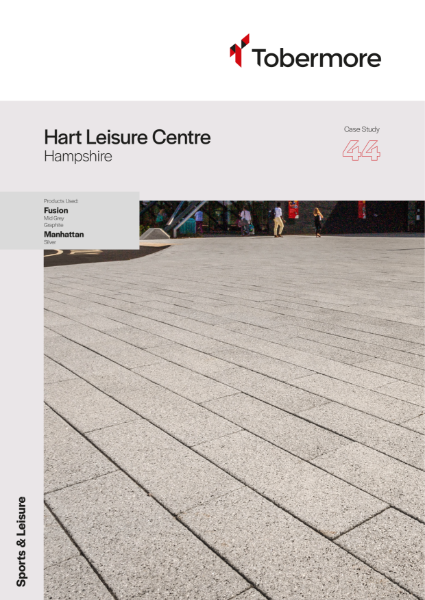 Featured project - Hart Leisure Centre, Hampshire