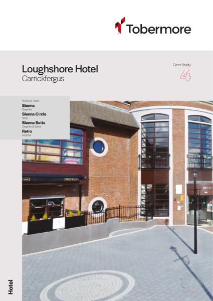 Featured project - Loughshore Hotel Carrickfergus