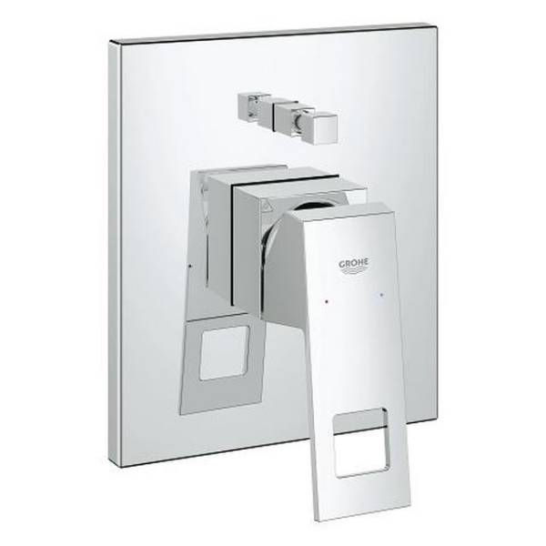 Product Name:Eurocube Single-Lever Shower Mixer Trim