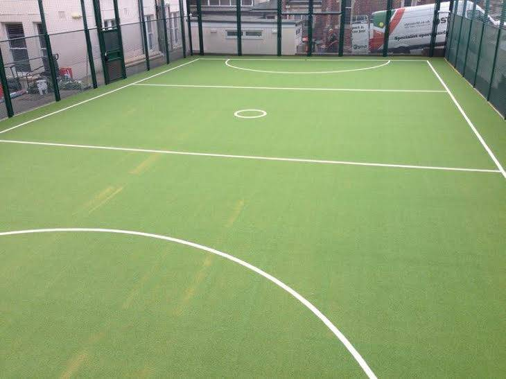 Artificial Grass Case Study - Brighton College Prep School