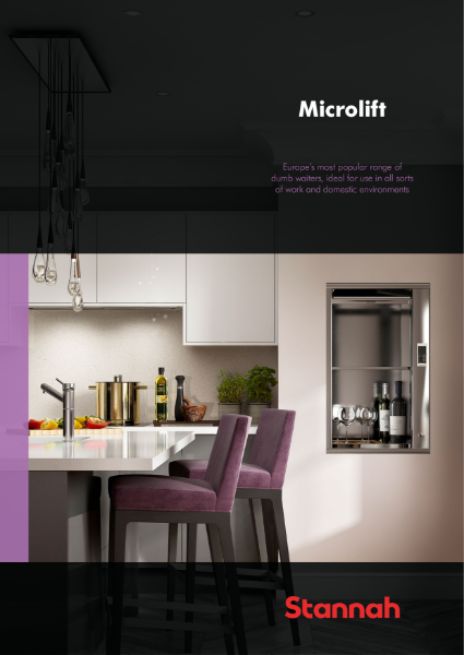 Microlift Service Lift (Dumbwaiter)
