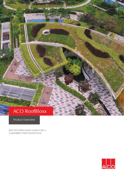 ACO RoofBloxx Brochure