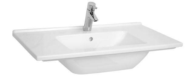 VitrA S50 Vanity Basin, 80 cm, 5408