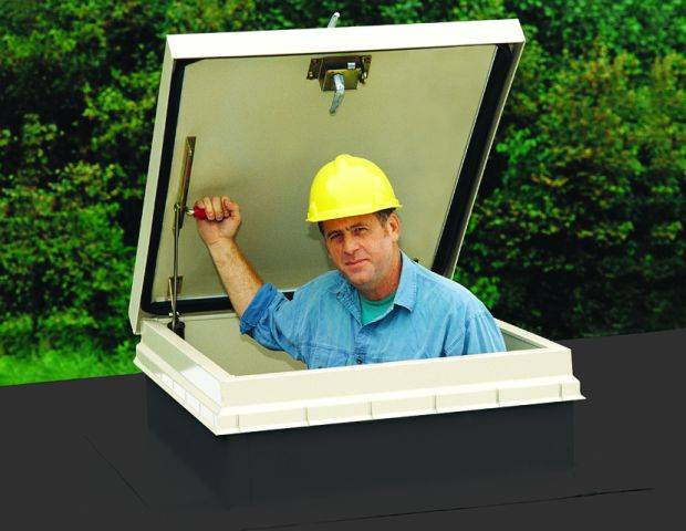 Bilco Roof Hatches - Plant Access SS-50TB