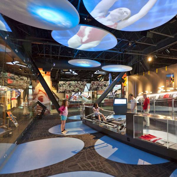 Canada's Sport Hall of Fame - AV Design is a Win at the Sports Hall of Fam