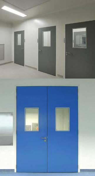 UltraTech Precision Flush Door