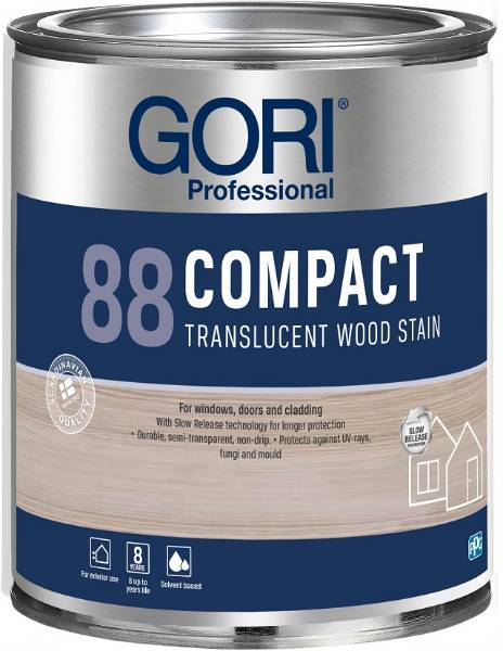 GORI 88 Compact Translucent Wood Stain