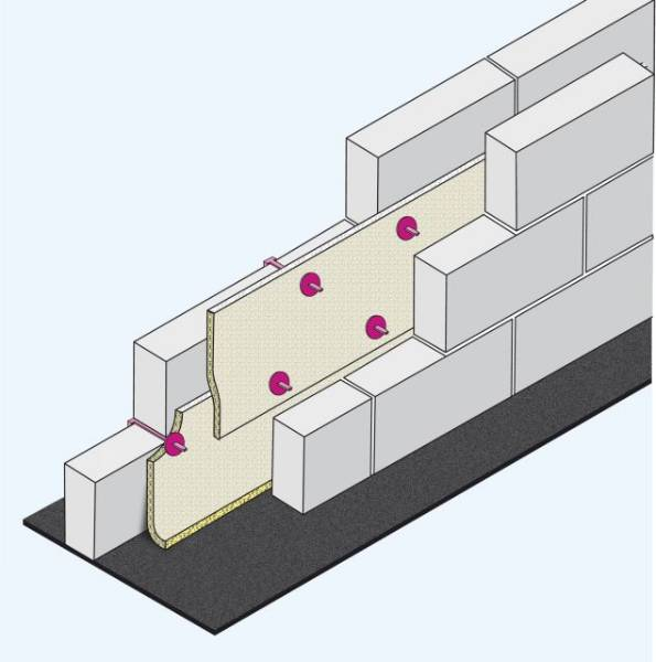 Monarfloor Bridgestop System