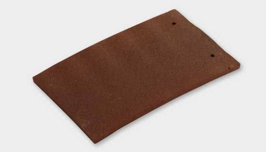 Acme single camber clay plain tiles