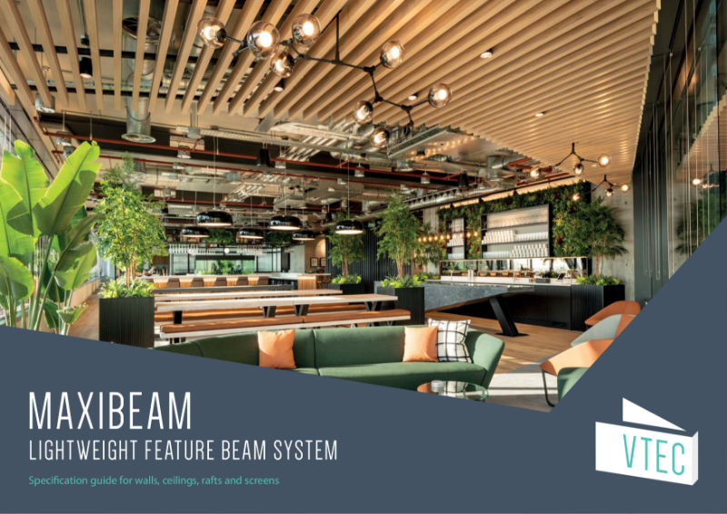 MaxiBeam - Specification Guide