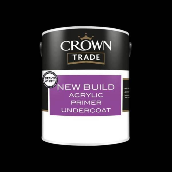 New Build Acrylic Primer Undercoat
