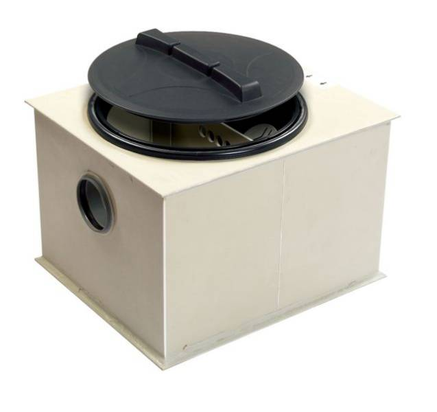 ACO Free Standing Polypropylene Biological Grease Traps