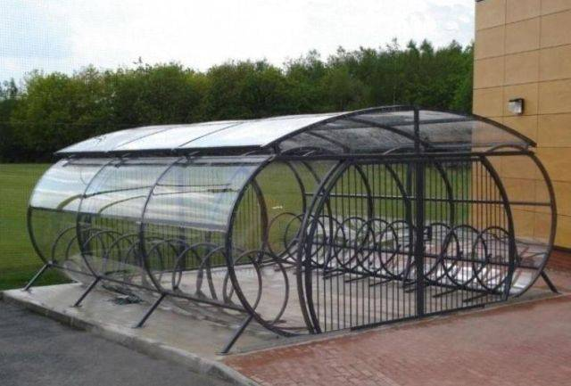 Witton Cycle Compound