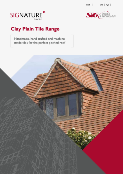 SIGnature Clay Tile