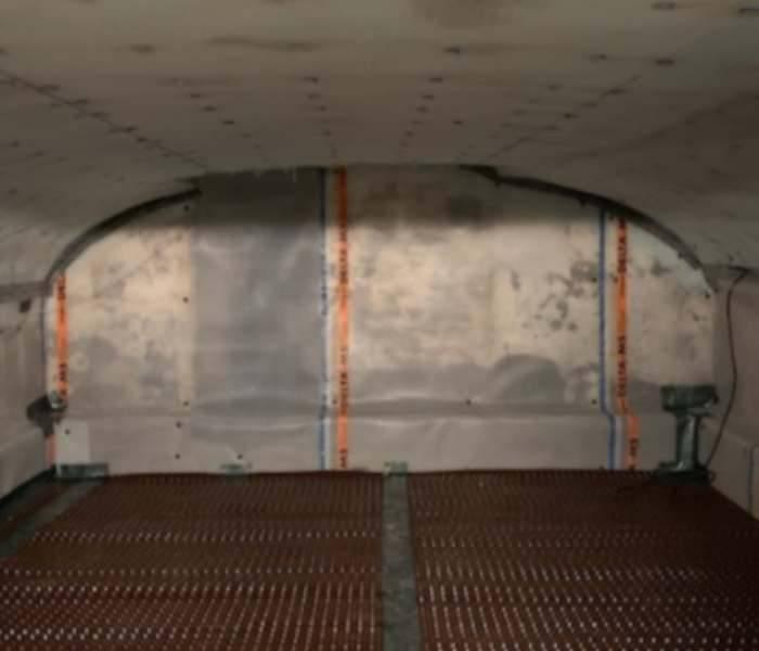 Waterproofing Basement Vaults - Leeds