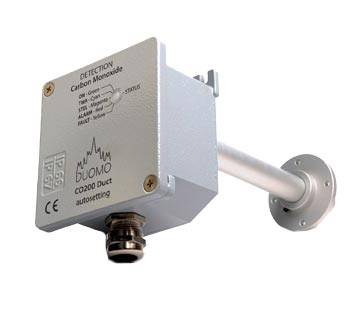 CO200 Duct – Carbon Monoxide Duct Gas Sensor