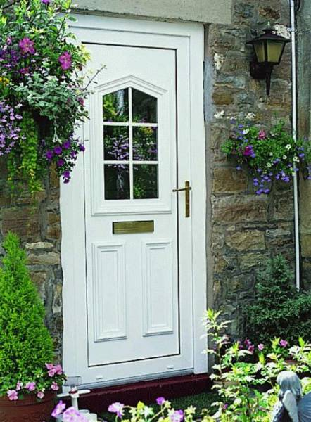 Optima 70 mm Residential Door
