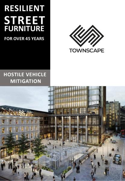 Townscape Hostile Vehicle Mitigation