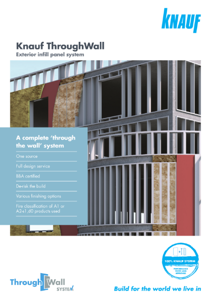 Knauf ThroughWall