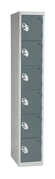Classic Range Locker - Six Tier