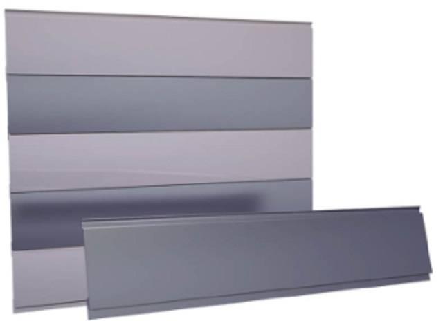 Optima® XPC 150 mm (Extruded Plank Rainscreen)