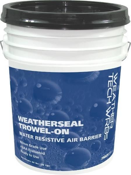 Weatherseal Trowel-on