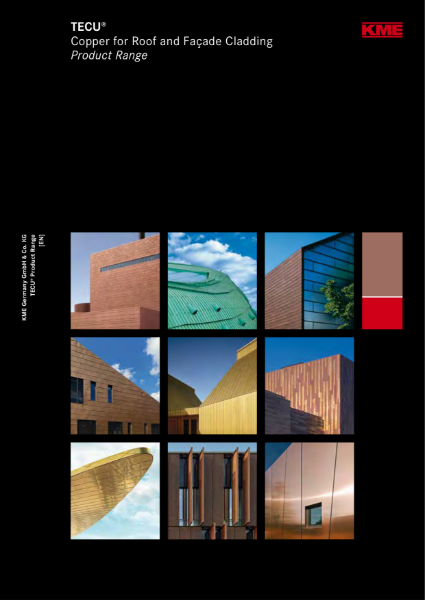 KME TECU Brass, Bronze & Gold Copper Brochure