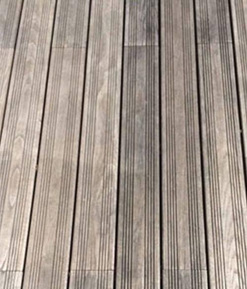 Brimstone Ash Decking