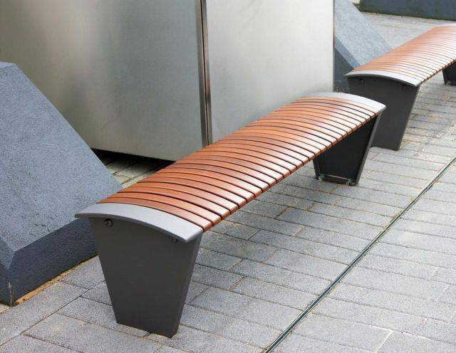 Sineu Graff Rendezvous Bench