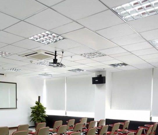 TVS Mineral Fibre Ceiling Tiles
