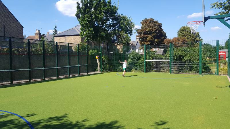 Artificial Grass Case Study - West London