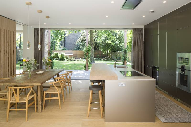 RIBA Award winning Canonbury House