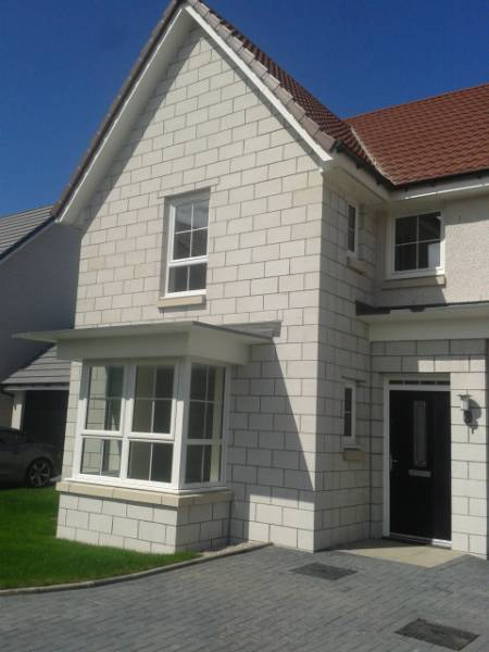 Barratt Homes development, Aberdeen
