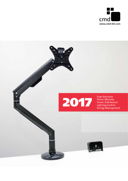CMD 2017 Product Catalogue