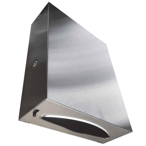 9.3106 Dolphin Paper Towel Dispenser - Behind Mirror Dropdown